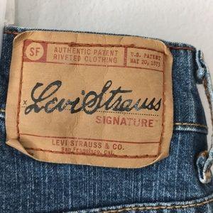 Levi's Strauss Signature Jeans Women's US 10